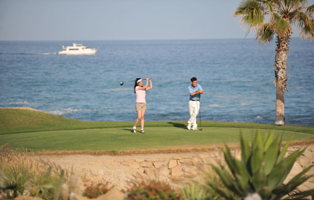 Los Cabos Mexico's gorgeous golf courses